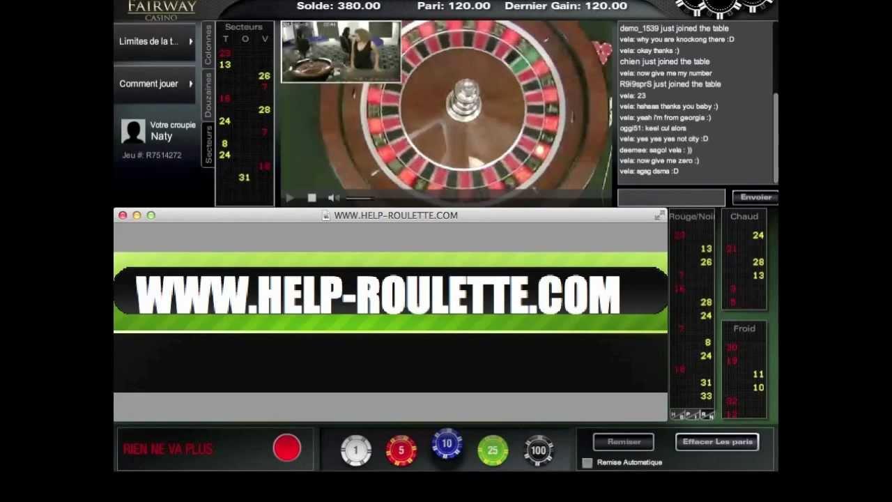 Roulette Passe