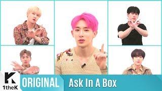 Ask In A Box Special(에스크 인 어 박스 스페셜): MONSTA X(몬스타엑스) _ Alligator(엘리게이터)(제자리 댄스 Ver.)