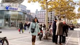 Frankfurt -- With a tourist from Colombia | Discover Germany