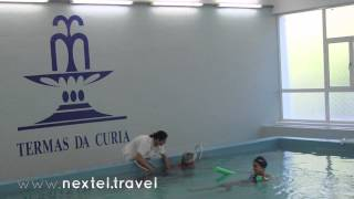 Balnearios Nextel: Termas da Curia
