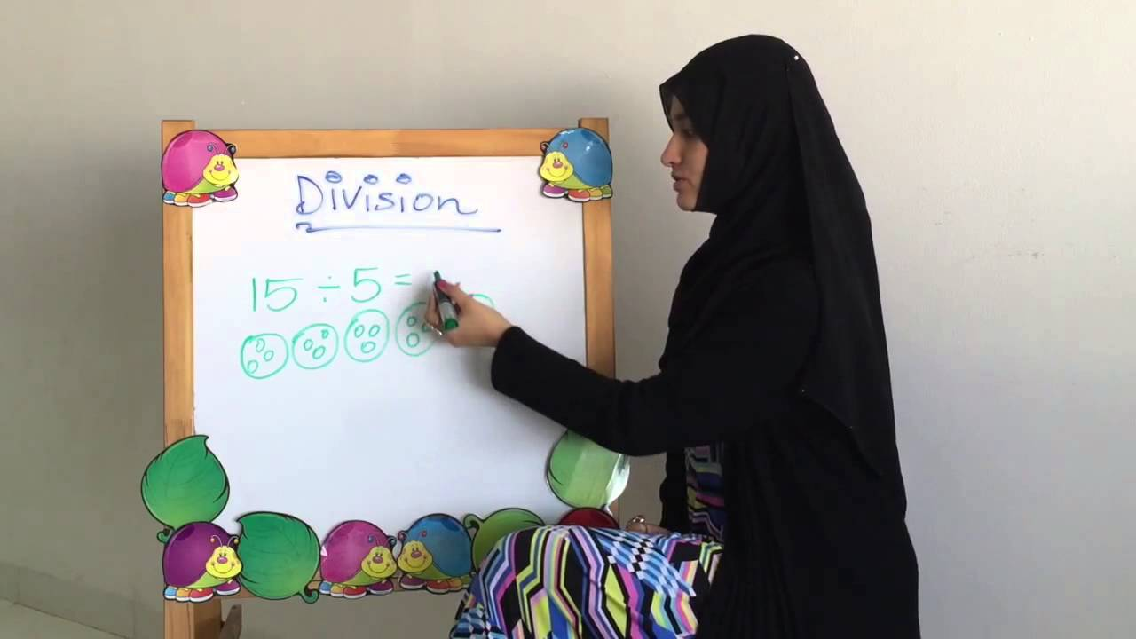 Teaching Maths Urdu Division Video 1 Introduction To Division Lower Primary Math Teaching Resources In Hindi