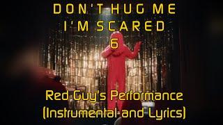 dont hug me im scared