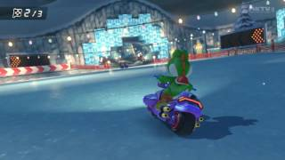 Wii U - Mario Kart 8 - (GCN) Tierra Sorbete