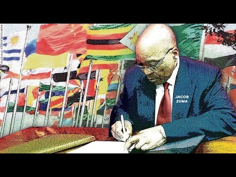 FORCED FIRE SALE OF SA ASSETS BY BIGGEST INVESTORS Thank You President Zuma