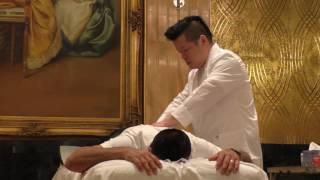 Free massage, 20170318