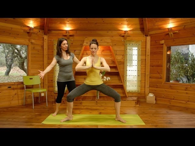 Yoga Para Principiantes Clase Completa En Español Youtube