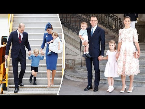 Why Prince George and Princess Charlotte need to go to Sweden with their parents