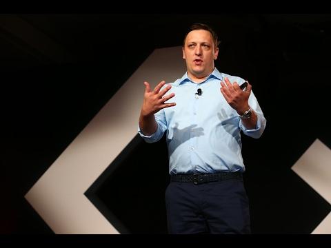 Ben Thompson explains the great unbundling | Code Media 2017