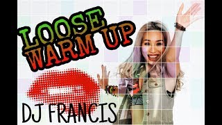 Zumba® Warm Up Routine | LOOSE WARM UP | MIX DJ FRANCIS | Zumba® | Dance Workout | MICHELLE