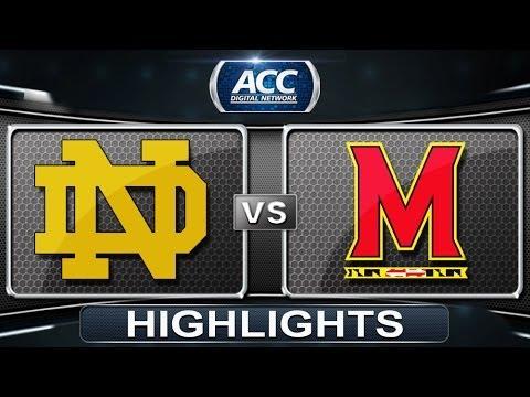 Ncaa Quarterfinals Albany Vs Notre Dame Doovi