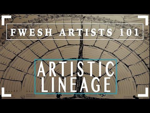 Artist Lineage: A Great Artist Technique!