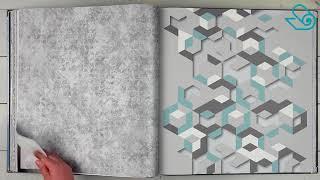 Обои Ugepa Hexagone. Обзор коллекции Ugepa Hexagone магазина обоев Oboi-Store.ru