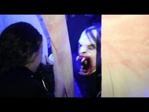 EPIC Home Made Haunted House - The Higbee Horror Haunt 2015