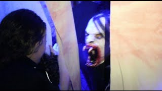 epic home made haunted house the higbee horror haunt 2015