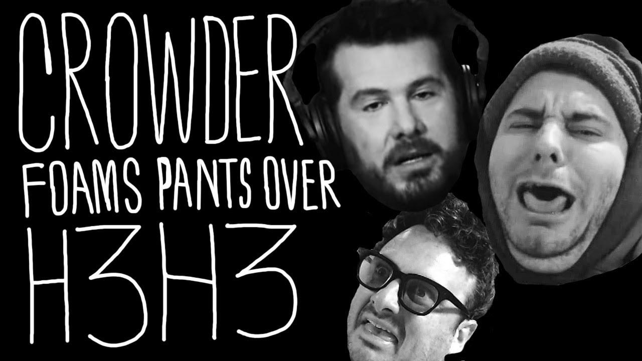 Steven Crowder Foams Pants About H3H3