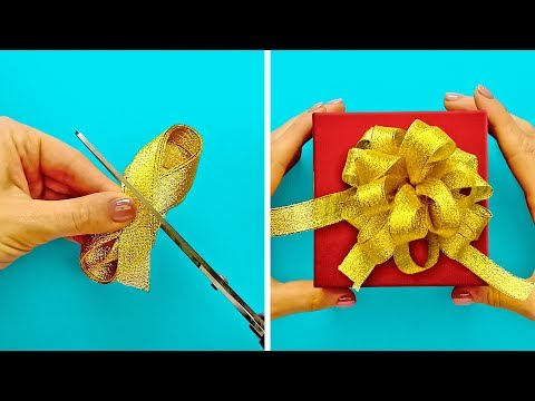 20 NEW GIFT WRAPPING IDEAS