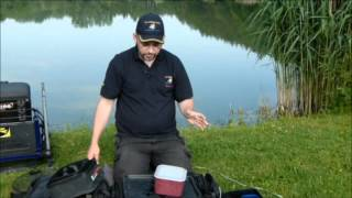 """mon approche du method feeder"" (Madfred Angling)"
