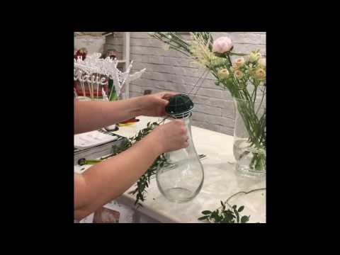 Букет-капля для невесты