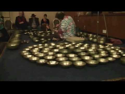 Singing Bowls LIVE @ Sound Healing Conference