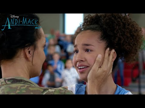Military Homecoming   Andi Mack   Disney Channel