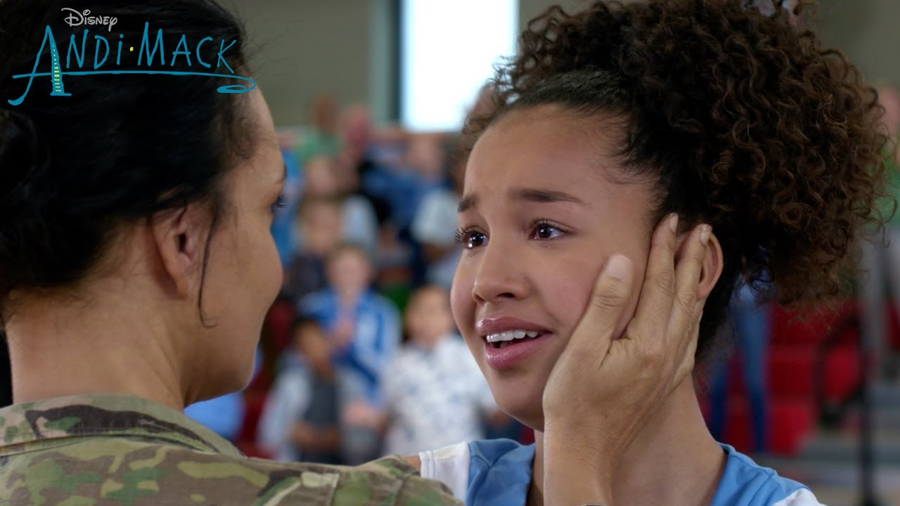 Download Military Homecoming   Andi Mack   Disney Channel