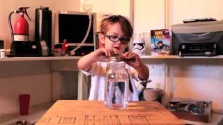 Tornado in a Jar - Oliver's Science Lab by : Oliver's Videos