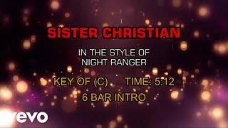 Night Ranger Sister Christian Karaoke.mp3