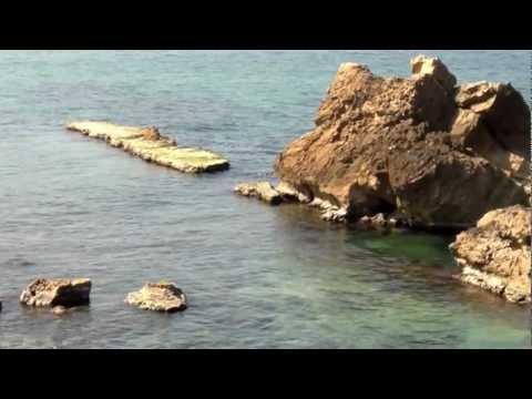Oran les genets (la pierre sous marine)