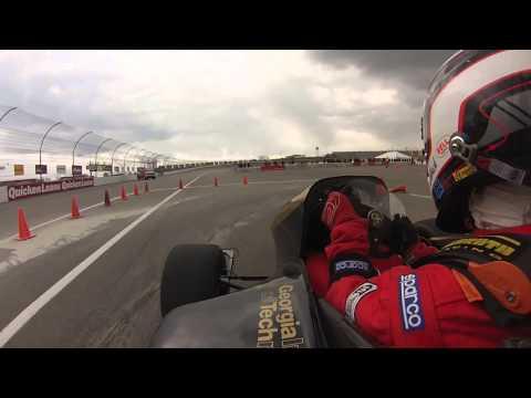 GT Motorsports | FSAE Michigan 2014 | Endurance
