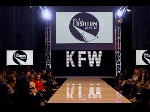 Kidz Fashion Week - Melbourne 2017