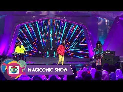 "Waah Jigo Band Cari Masalah Nyanyikan ""Gundul Pacul"" - MAGICOMIC SHOW"