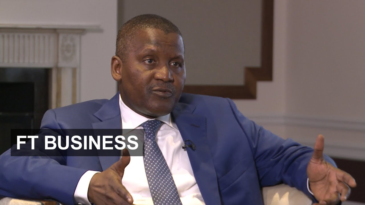 Aliko Dangote is the world's 65th richest man, here is a