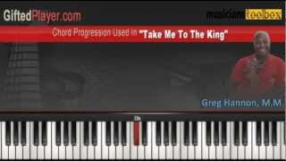 Take Me To The King Chords - Piano Lesson Tutorial