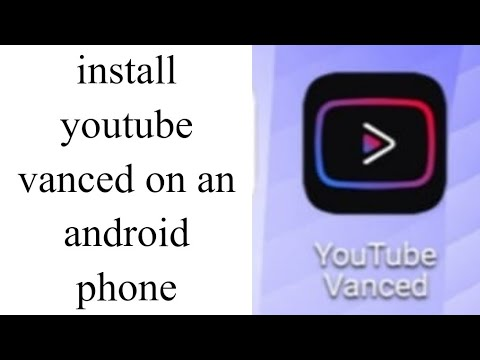 how to install youtube vanced || youtube vanced || youtube vanced microg ✓ without Root ✓ oppo a52