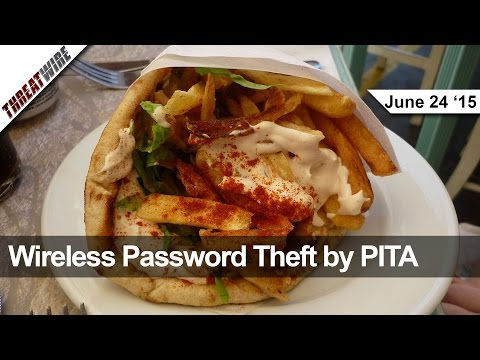 Nasty Flash Hack, Update NOW!!! Wireless Password Theft by PITA, RAT Gets 57 Months - Threat Wire