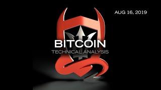 Bitcoin Technical Analysis (BTC/USD) : Buy of the Century Setting Up..?  [08.16.2019]