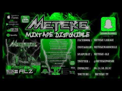 METEKE Mixtape #ALZ  Mixed by DJ ROBY // (Full Album) // Complet