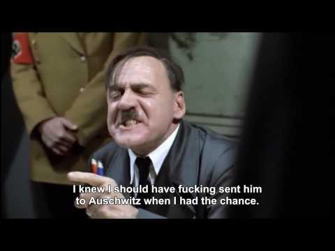 Hitler reacts to Galarraga