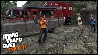 GTA 5 ROLEPLAY - LAST DAY OF CAMPING TRIP PT.2 - EP. 609 - CIV
