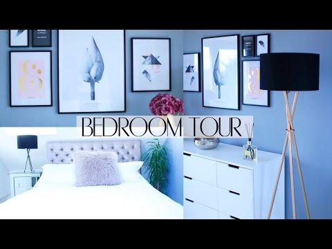 MY NEW BEDROOM LOFT TOUR