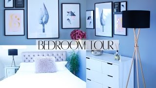 MY NEW BEDROOM LOFT TOUR