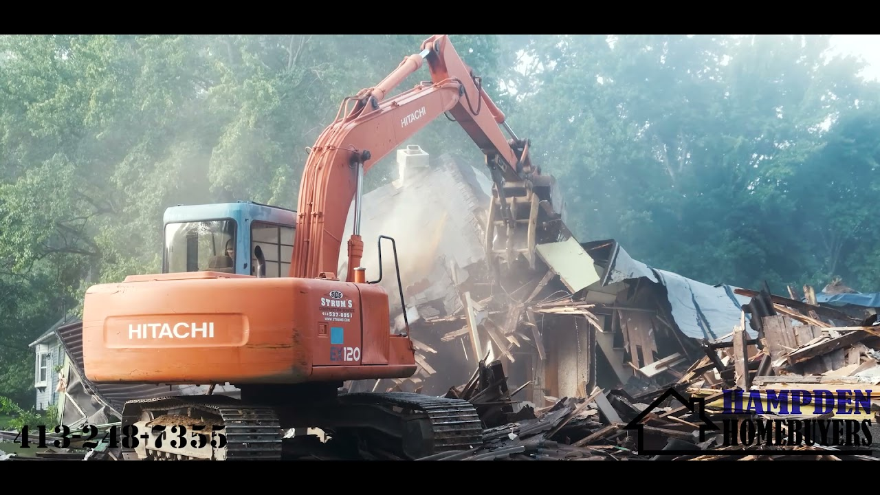 Breckenridge Demolition | Hampden Homebuyers