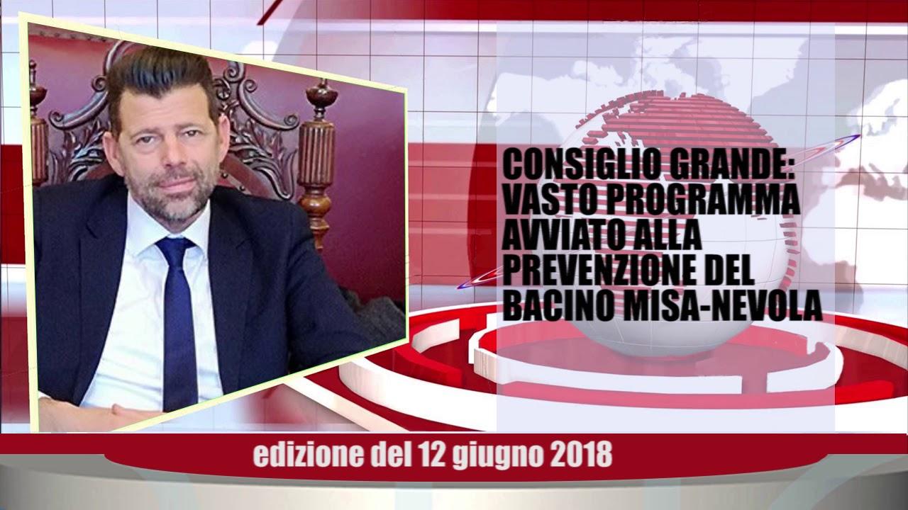 Velluto Notizie Web Tv Senigallia Ed  12 06 2018
