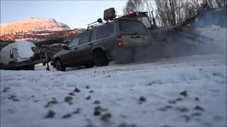 cold start Volvo d24t -10c