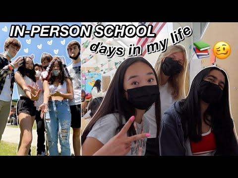 IN PERSON SCHOOL