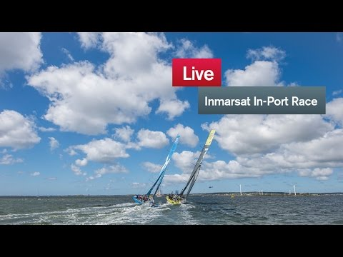 Live recording: Gothenburg Inmarsat In-Port Race