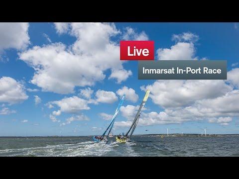 Live recording: Gothenburg Inmarsat In-Port Race