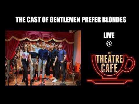 The Union Theatre's Gentlemen Prefer Blondes Performing Live At The Theatre Café