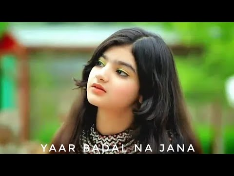 Mix - Yaar Badal Na Jaana | Unplugged Cover | Vicky Singh | Talaash | cute love story song