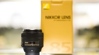 Nikon 85mm f1 8G AFS Review and Comparison